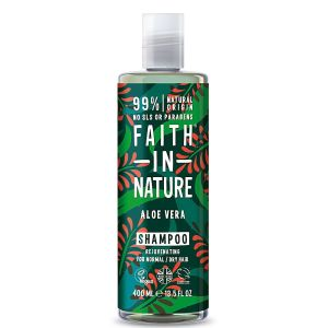 Faith in Nature - Shampooing aloe vera - 400 ml