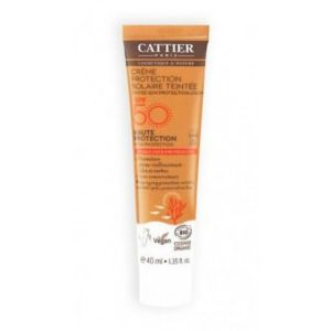 Cattier - Spray protection solaire SPF 50 - 125 ml