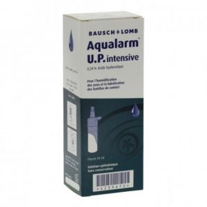 Aqualarm - Solution ophtalmique U.P - Intensive - 10 ml