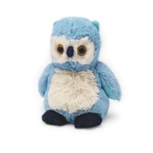 Warmies - Bouillotte cozy juniors peluche hibou