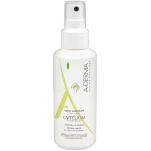 A-Derma - Spray asséchant Cyteliyum - 100ml