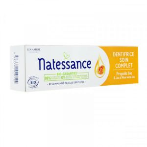 Natessance - Dentifrice soin complet - 75 ml