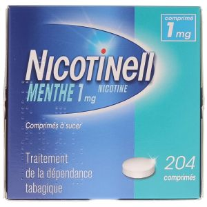 Nicotinell 1mg - Menthe