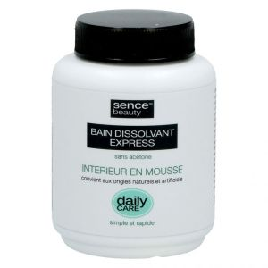 Sence beauty - Bain dissolvant express - 75 ml