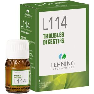 L114 - Troubles digestifs - 30 ml