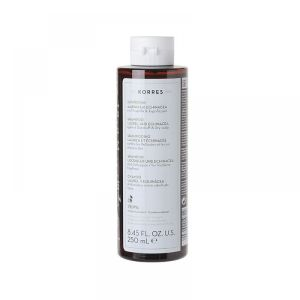 Korres - Shampooing anti-pelliculaire - 250 ml
