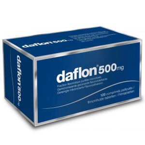 Daflon 500mg veinotonique