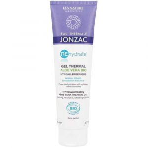Jonzac REhydrate - Gel thermal Aloe vera Bio - 150ml