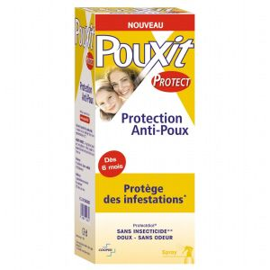 Pouxit - Protection anti-poux - 200ml