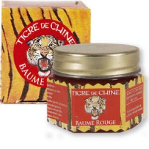 Baume rouge - Tigre de chine - 18,4g