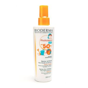 Bioderma - Spray solaire photoderm kid spf 50+ - 200ml
