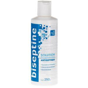 Bayer - Biseptine solution antiseptique - 250ml