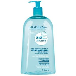 Bioderma - ABCDerm Gel moussant