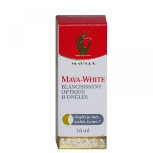 Mavala - Mava-white blanchissant optique d'ongles - 10 ml