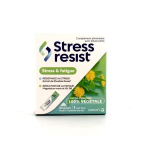Stress Resist - Stress & fatigue - 30 sachets