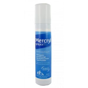 Mercryl - spray antiseptique - 50 ml