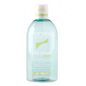 Noreva - Actipur solution micellaire purifiante - 500ml