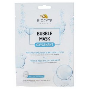 Biocyte - Bubble Mask Oxygenant - 1 masque