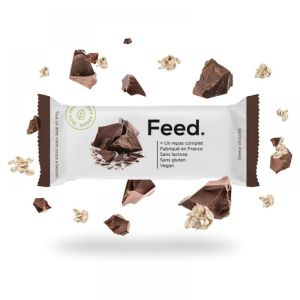 Feed - Barre repas chocolat - 100 g