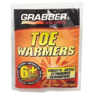 Grabber - Toe Warmers chauffe-orteil - une paire
