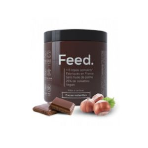 Feed - Pâte à tartiner cacao noisette - 200 g