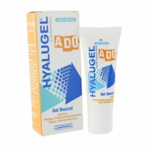 Hyalugel ADO Gel buccal - 20 ml