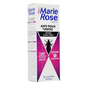 Marie Rose - Lotion extra forte - 100ml