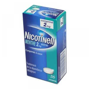 Nicotinell 2mg - Menthe