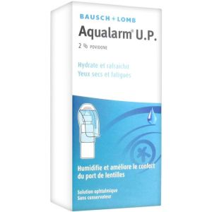 Aqualarm - Solution ophtalmique U.P - 10ml