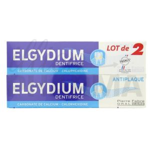 Elgydium - Dentifrice anti-plaque