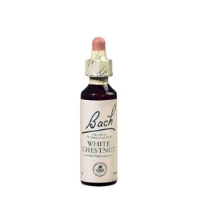 Fleurs de Bach Original - White chestnut Marronnier blanc - 20ml