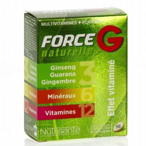 Force G - Vitamines - 56 comprimés