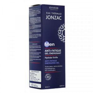 Jonzac Men - Anti-fatigue gel énergisant - 50 ml