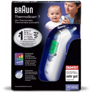 Braun - ThermoScan 7 IRT6520
