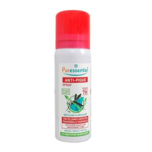 Puressentiel - spray anti-pique adultes et enfants - 75 ml