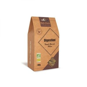Nat & Form - Tisane digestion - 80 g