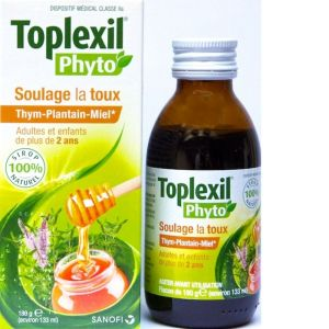 Toplexil - Phyto 100% naturel - 133ml