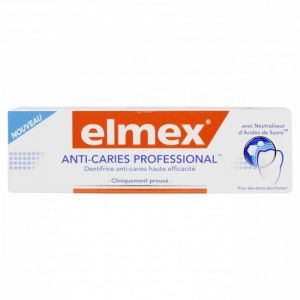 Elmex anti-caries Professional pâte