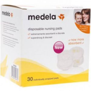 Medela - Coussinets hyper-absorbants - x 30