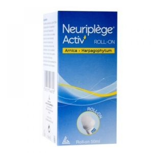 Neuriplège activ - roll on 50 ml