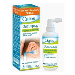 Quies - Docuspray - 100ml