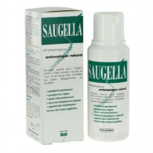 Saugella - Antiseptique naturel - 250mL
