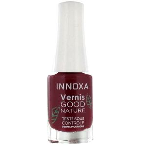 Innoxa - Vernis Good Nature Cassis - 5ml
