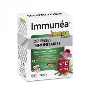 Immunéa - Junior & Adulte - 12 Sachets