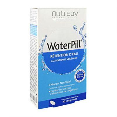 Prix de Nutreov Water Pill Rétention d'Eau