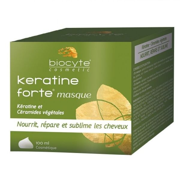 Biocyte - Kératine Forte - Masque - 100ml